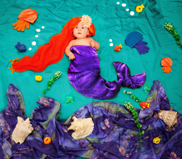 Julha-Idro-maman-artiste-photographie-fille-Alice-mise-en-scene-1