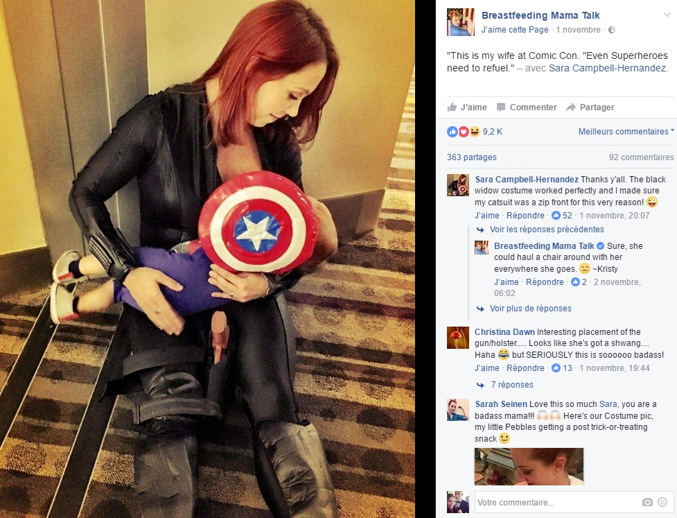 maman-allaite-bebe-comic-con-post-facebook