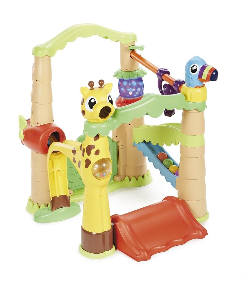 11 - LITTLE TIKES Activity Garden Treehouse -4