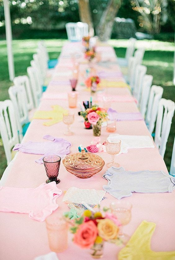 baby shower-pastel-neuf mois
