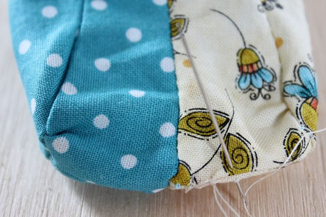DIY chaussures bebe couture 8