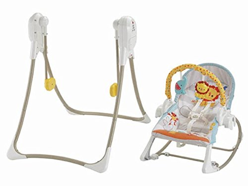 Fisher-Price Balancelle Evolutive 3 En 1