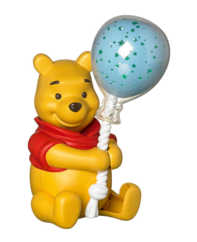 Tomy Winnie lOurson - T72199 - Veilleuse Ballon etoile Winnie lOurson