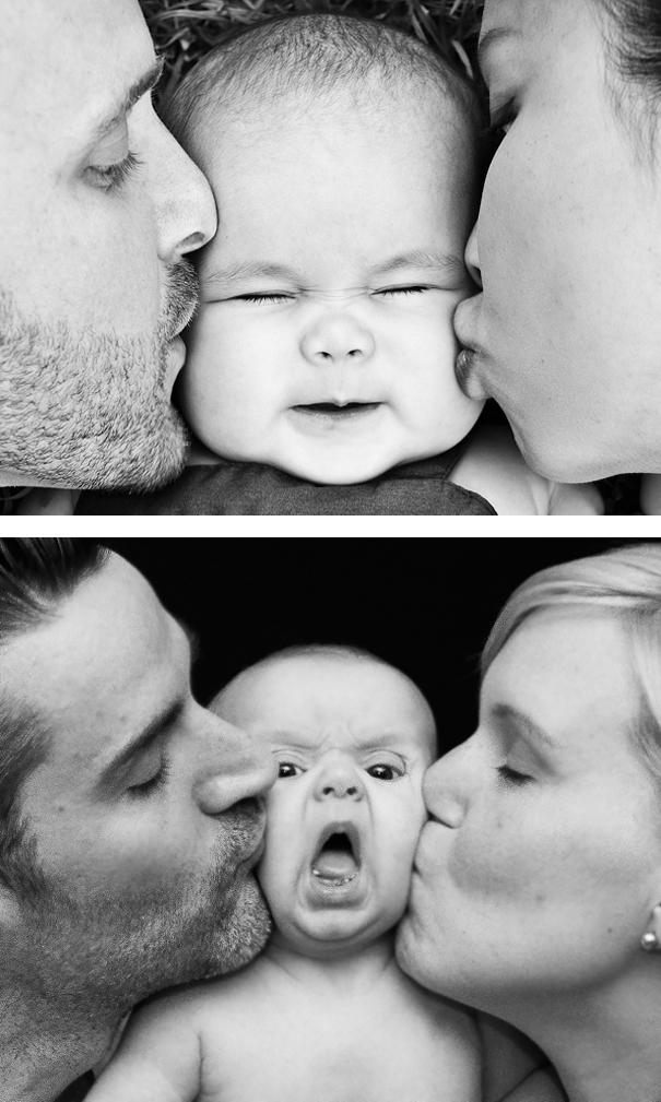 ces parents ont tente de reproduire des cliches avec leur bebe et se sont bien rate 01
