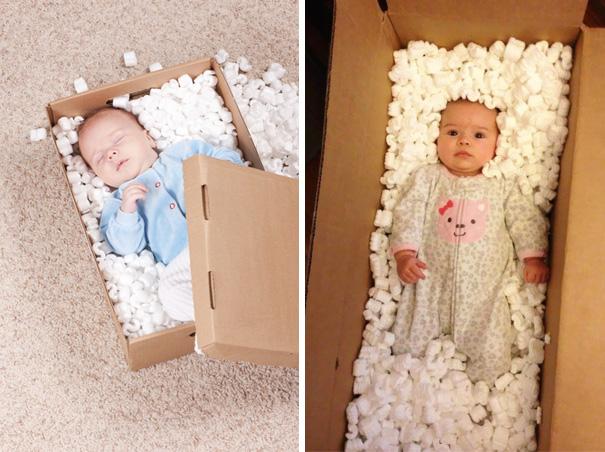 ces parents ont tente de reproduire des cliches avec leur bebe et se sont bien rate 10