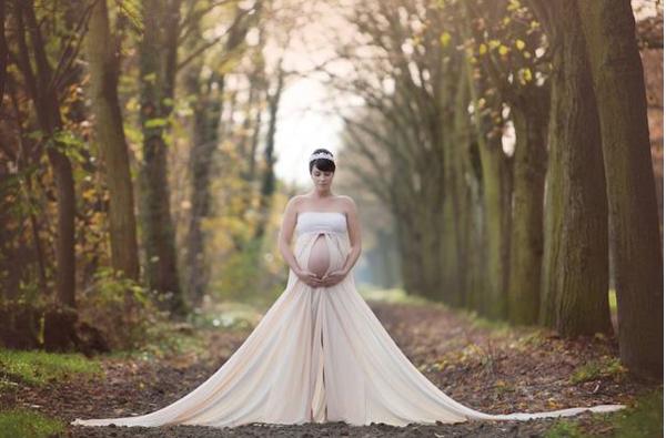 les 10 plus belles photos de grossesse de 2016 08