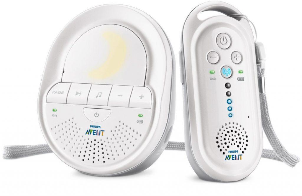 Ecoute-bébé DECT Blanc Philips Avent