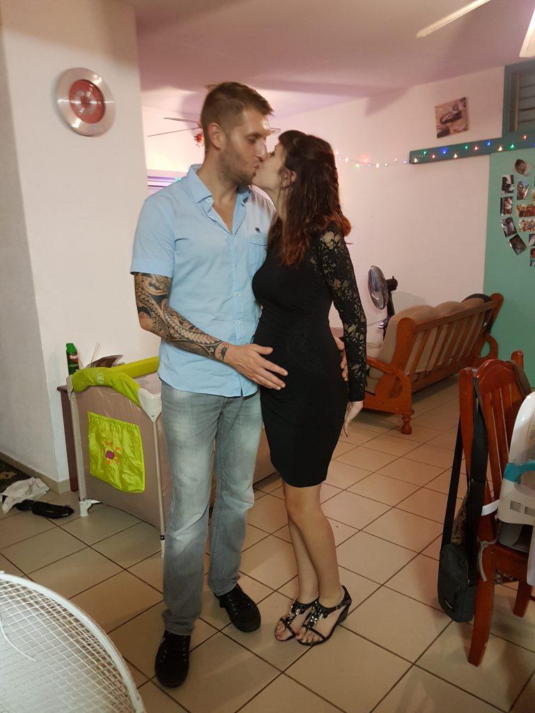 Elodie future maman et epouse dun homme militaire (2)