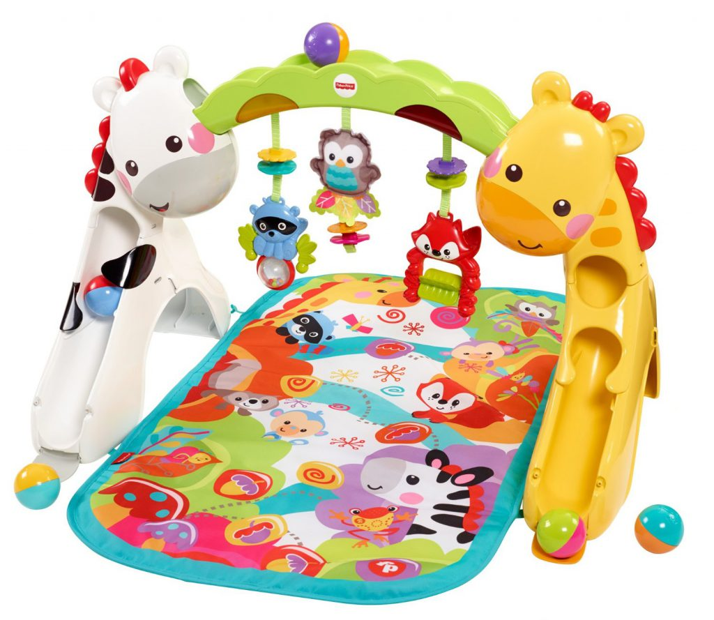 Tapis Evolutif Fisher-Price