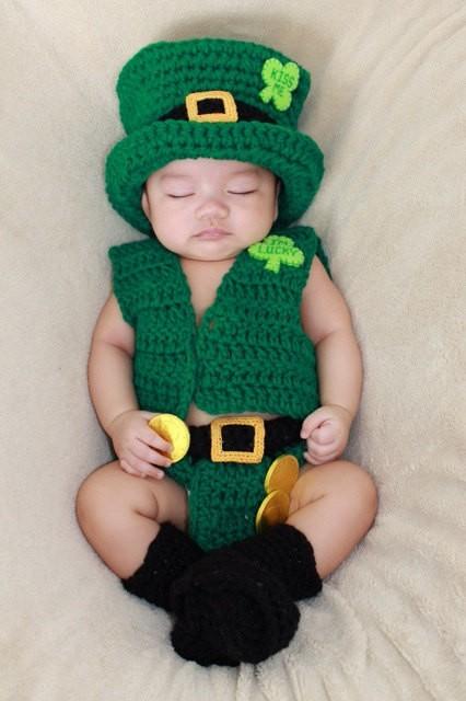 bebe saint patrick