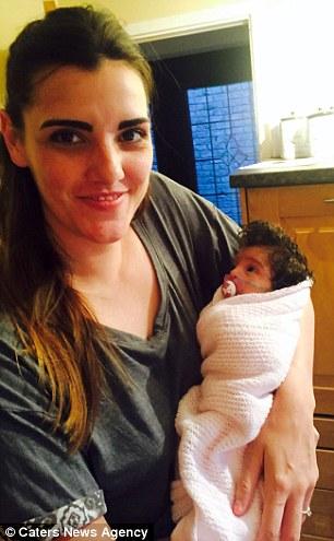 bella cole naissance