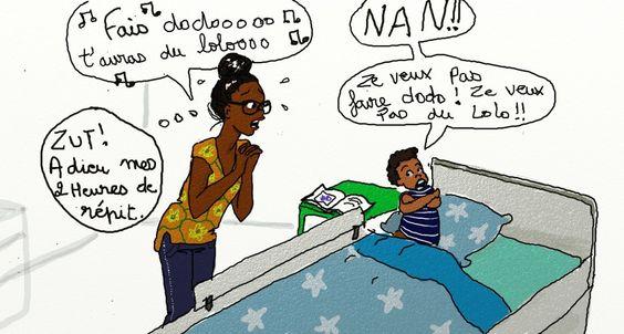 dessin sur la grossesse et la vie de maman de queen mama (16)