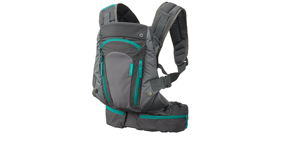 Test porte b b carry on infantino for Porte bebe love and carry