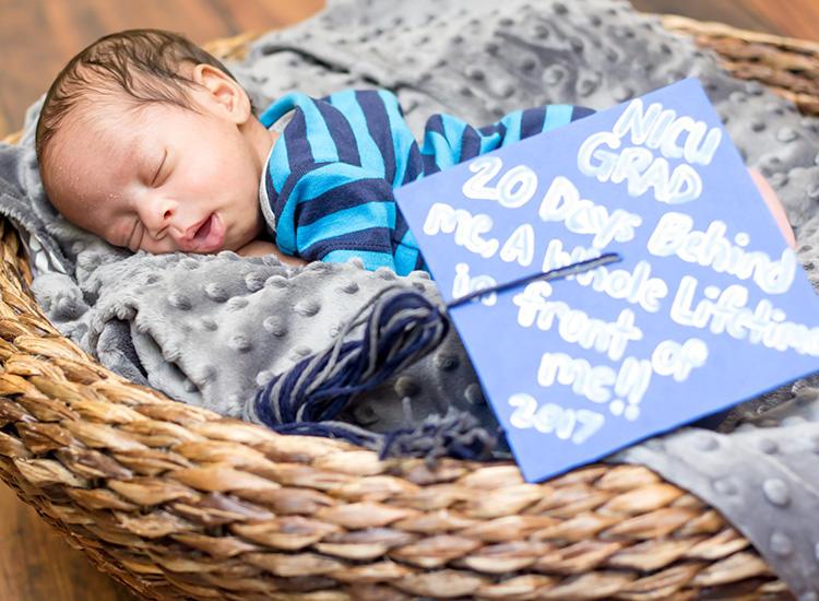 bébé diplomé soins intensifs 2