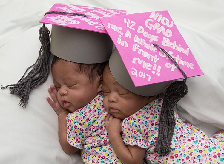 bébé diplomé soins intensifs 3