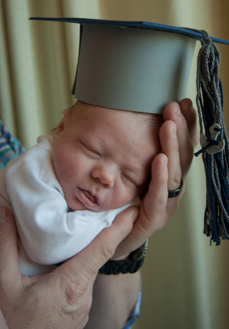 bébé diplomé soins intensifs 4