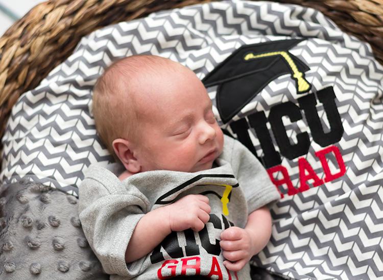 bébé diplomé soins intensifs 5
