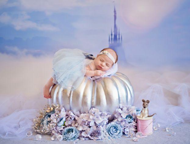 bébé cendrillon