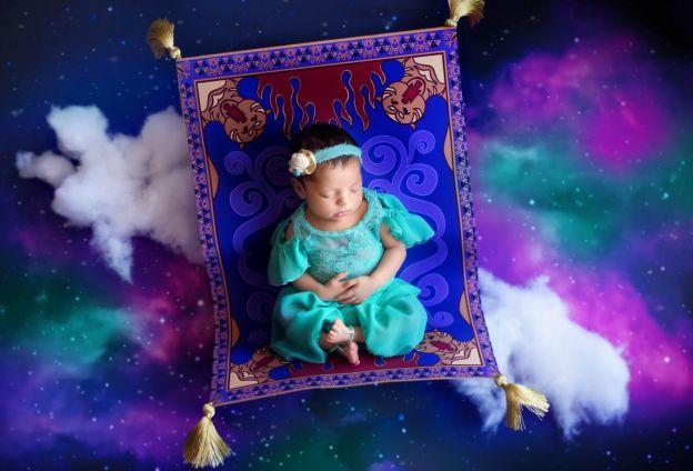 bébé jasmine