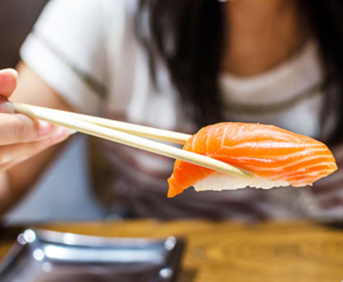 saumon fume femme enceinte
