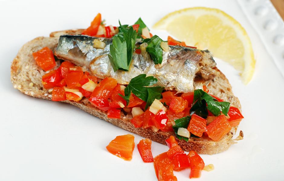 recettes riches en vitamines-neuf mois-toast