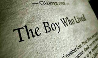 Saurez-vous deviner pourquoi cette maman compare son petit garçon à Harry Potter ?