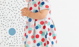 10 tenues graphiques pour que bébé soit tendance au printemps 2018