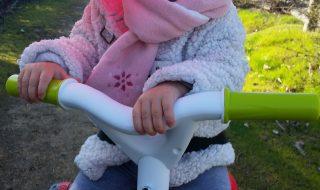 Après une grossesse bouleversante, j'ai été dévastée de découvrir la tumeur de ma fille