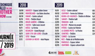 Jeu-concours : 20 places à gagner pour la tournée de The One Mother Show de Véronique Gallo