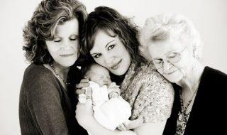 10 sublimes photos de famille à partager pour célébrer la fête des mères