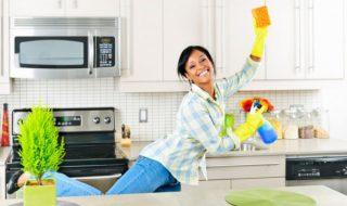 4 trucs de maman pour faire croire que la maison est rangée
