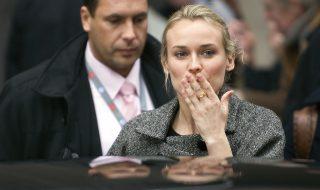 Diane Kruger enceinte de son premier enfant ?