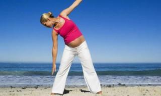 6 raisons pour faire du sport durant la grossesse