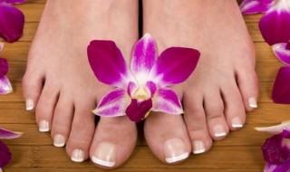 5 étapes pour avoir des jolis pieds après l'été