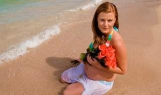 Enceinte : 5 façons de mettre son joli ventre en valeur cet été !