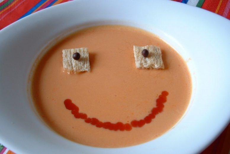 6 astuces pour que votre enfant mange sa soupe. Black Bedroom Furniture Sets. Home Design Ideas