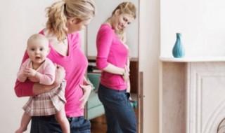 6 erreurs à éviter pour retrouver sa ligne après l'accouchement