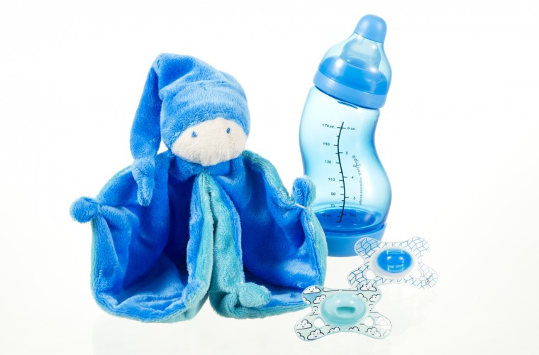A gagner aujourd'hui : un set cadeau bébé pour garçon de Difrax