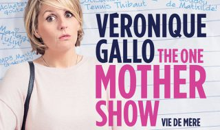 Véronique Gallo raconte sa folle vie de mère dans son spectacle The one mother show