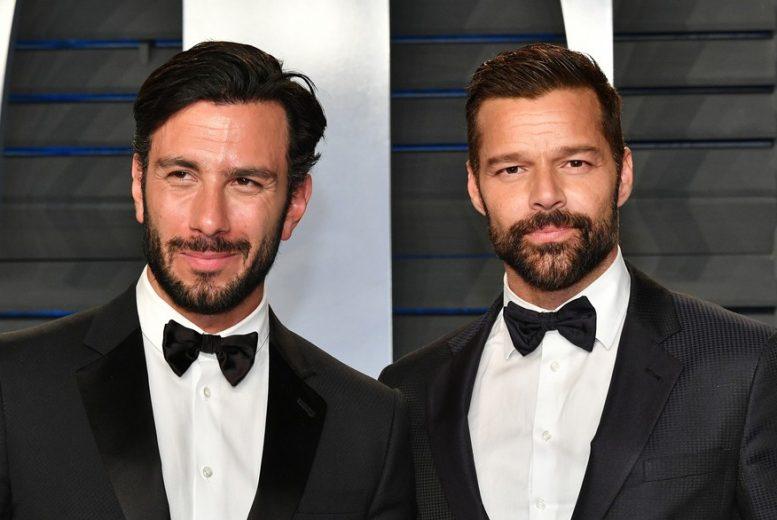 Carnet rose : Ricky Martin et son mari papas d'une petite fille