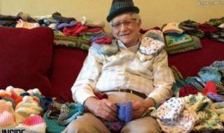 Cet Américain de 86 ans a une super idée pour apporter du réconfort aux parents de bébés nés prématurément !
