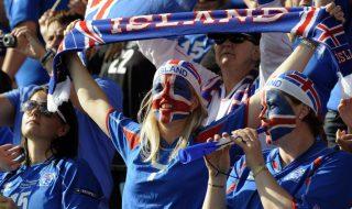 Neuf mois après l'Euro 2016, devinez ce qu'il s'est passé en Islande !