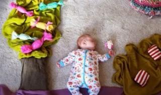 Mettre en scène son bébé pendant la sieste : bonne idée !