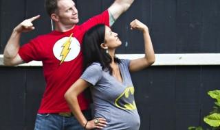 Devenir parents, c'est aussi devenir des super-héros !