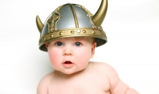 10 prénoms nordiques pour un petit Viking