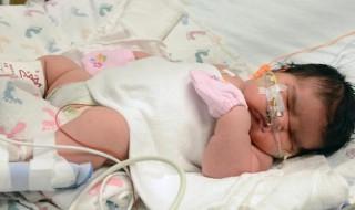 Une maman a accouché d'un bébé de plus de 6 kilos
