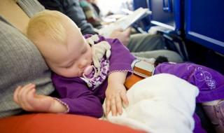 Et si c'était ça la solution pour que le voyage avec bébé se passe au mieux ?
