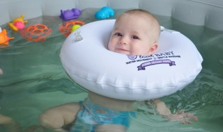 Et si bébé se relaxait au spa?