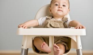 5 règles pour bien choisir la chaise haute de bébé