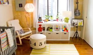 3 inspirations de chambres pour bébé où jaune est roi